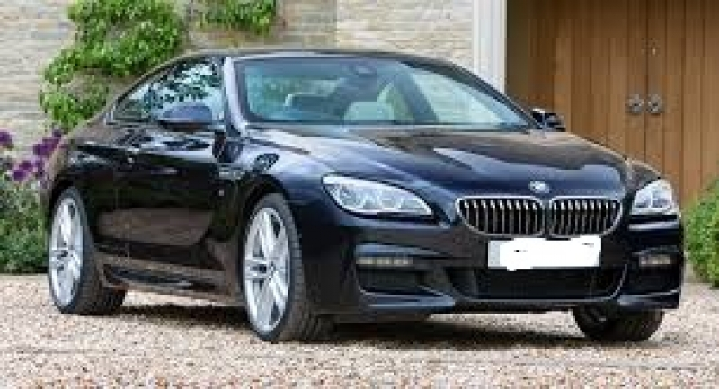 car bmw 6 series 2010 faisalabad 27214