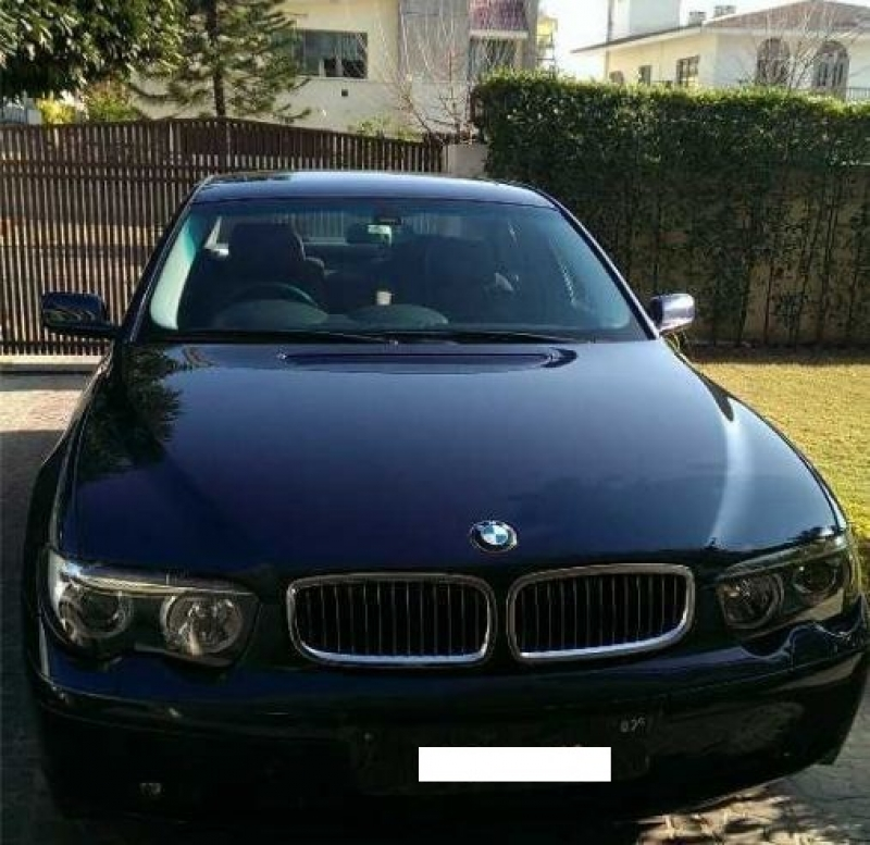 2002 Bmw 7-series For Sale In Islamabad-rawalpindi