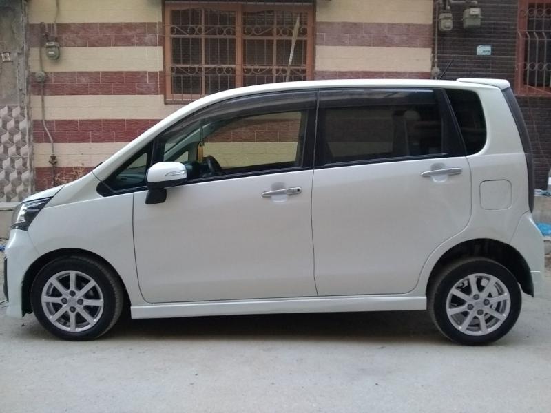 car daihatsu charade 2014 karachi 26943