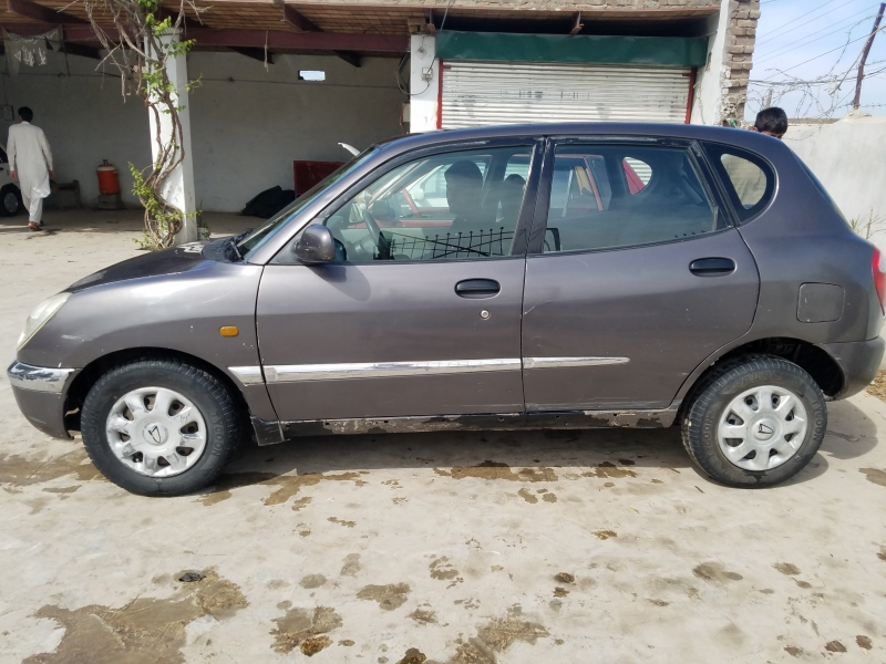 car daihatsu cuore cx 1998 peshawer 27818