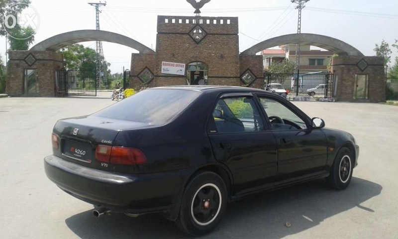 1995 honda city-exi for sale in mardan