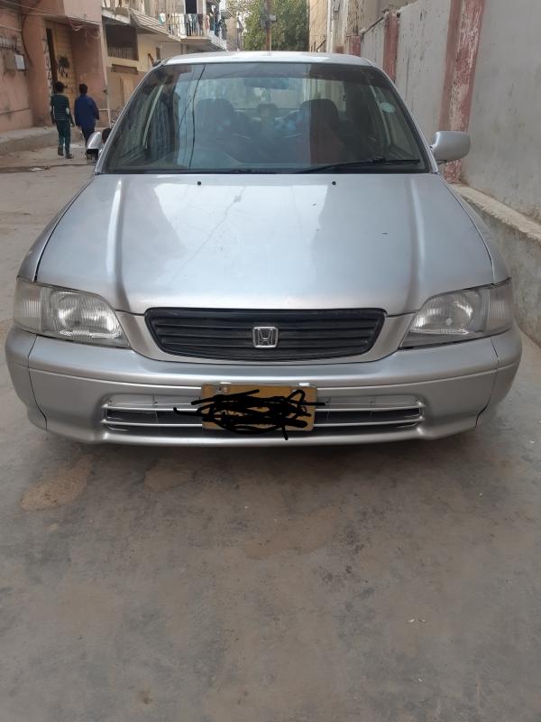 car honda city exi 1999 karachi 27710