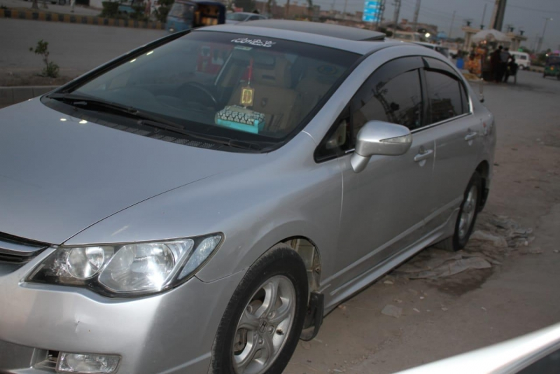 car honda city exi 2007 peshawer 27936