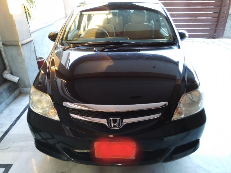 car honda city idsi 2007 islamabad rawalpindi 27380