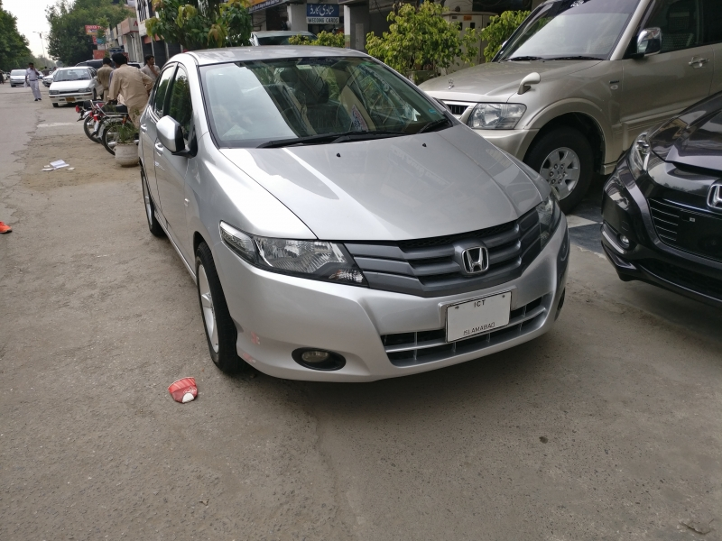 car honda city idsi 2010 islamabad rawalpindi 26453