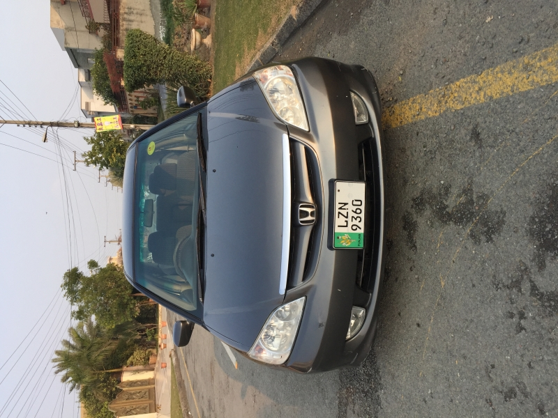 car honda city_exi 2005 lahore 27698