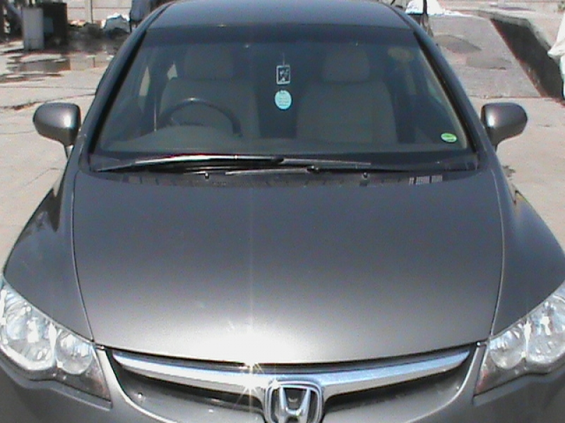 car honda civic 2007 lahore 23219