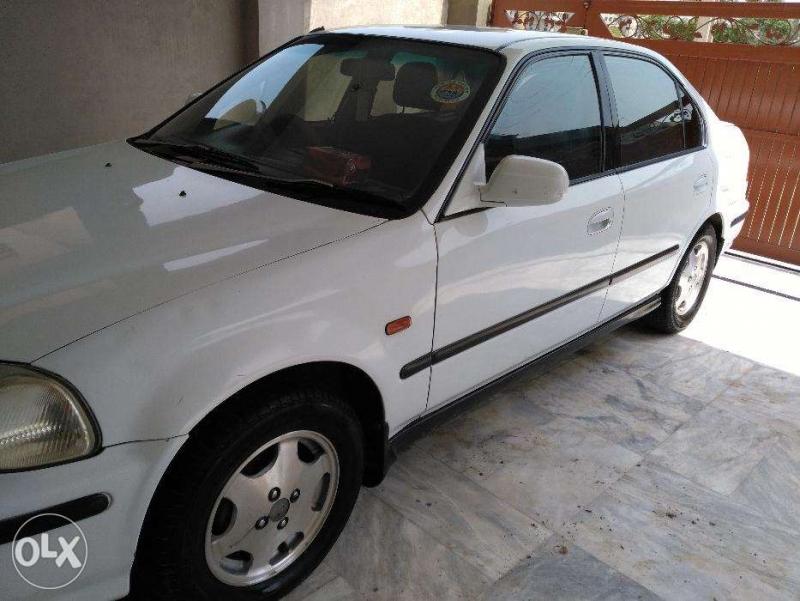 car honda civic exi 1999 islamabad rawalpindi 26897