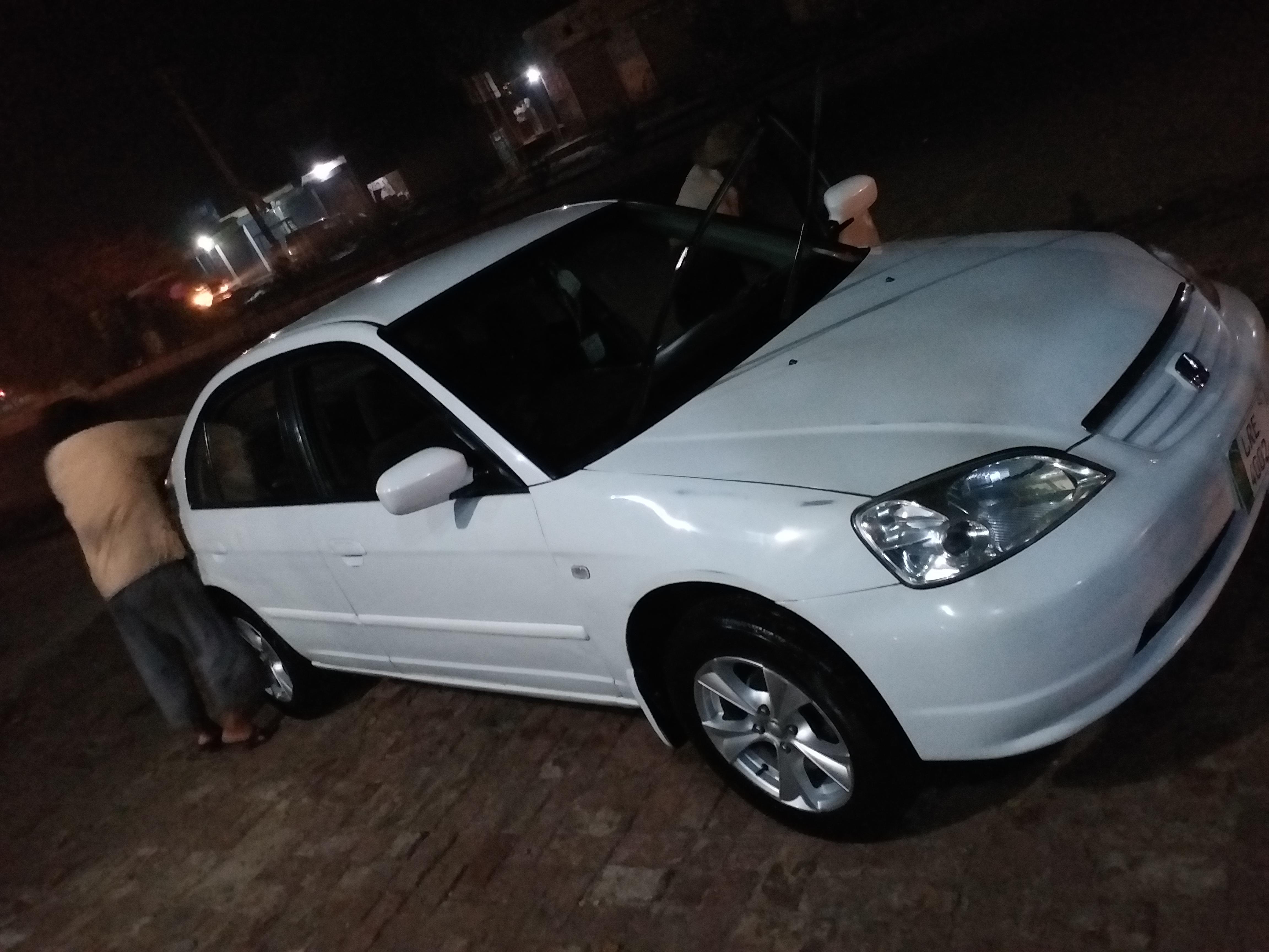 car honda civic exi 2002 faisalabad 27758