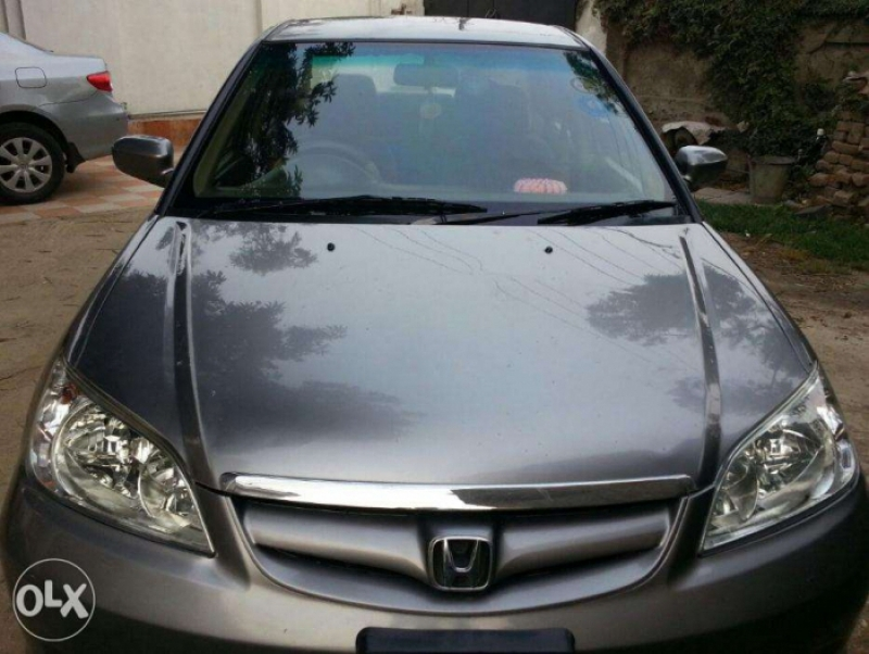 car honda civic exi 2004 lahore 25597