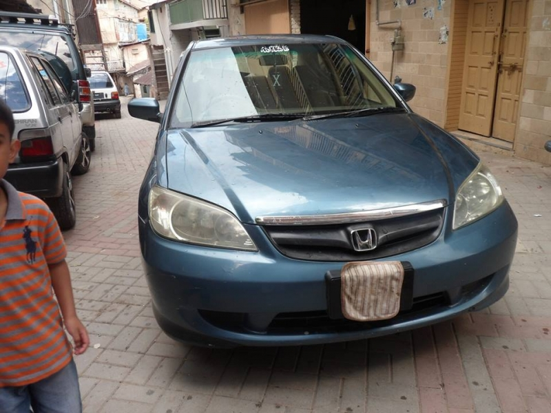car honda civic exi 2005 islamabad rawalpindi 24931