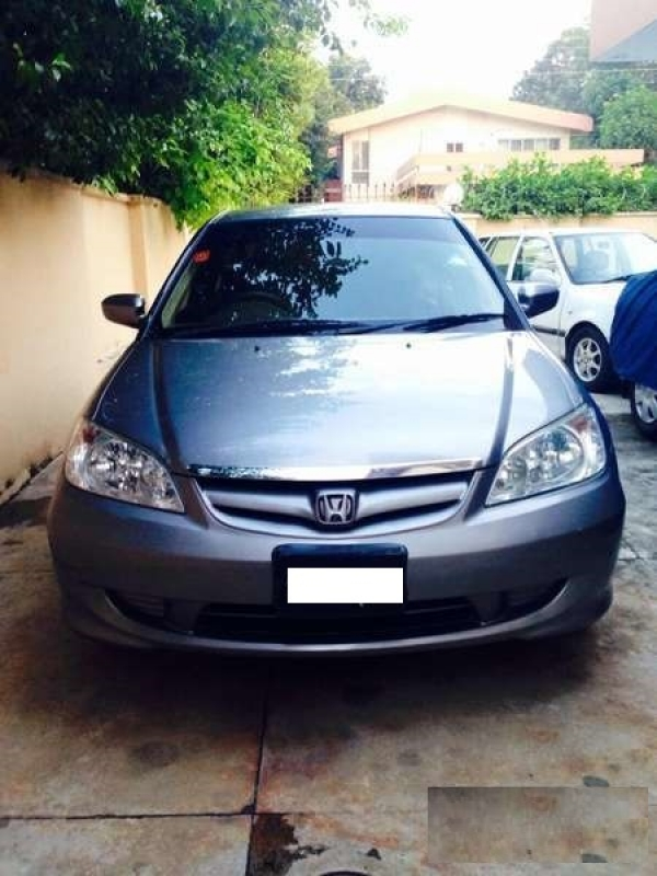 car honda civic exi 2006 lahore 25466