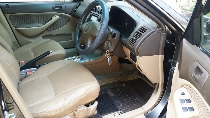 car honda civic prosmetic 2005 lahore 24954