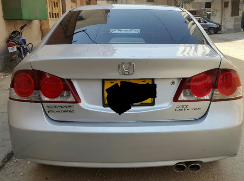 car honda civic prosmetic 2008 karachi 26999