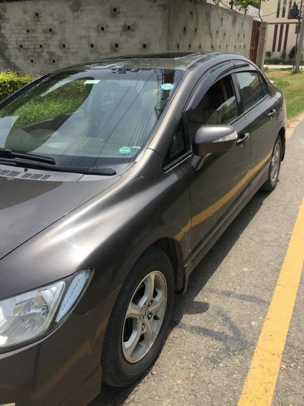 car honda civic prosmetic 2008 lahore 25904