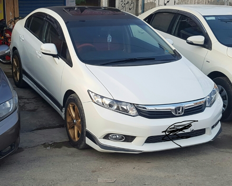 2015 honda civic prosmetic for sale in sargodha for Honda civic 2015 for sale