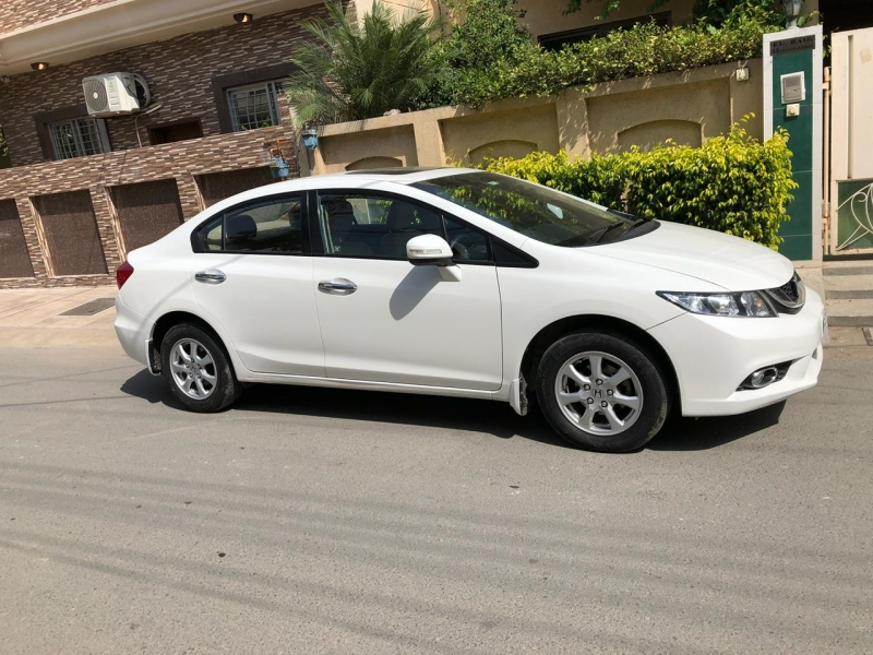 car honda civic prosmetic 2016 lahore 27462