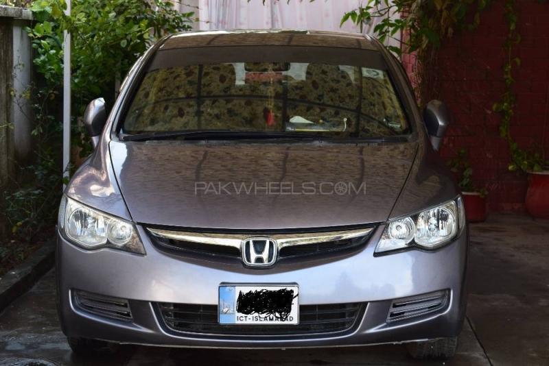 car honda civic vti 2007 islamabad rawalpindi 26220