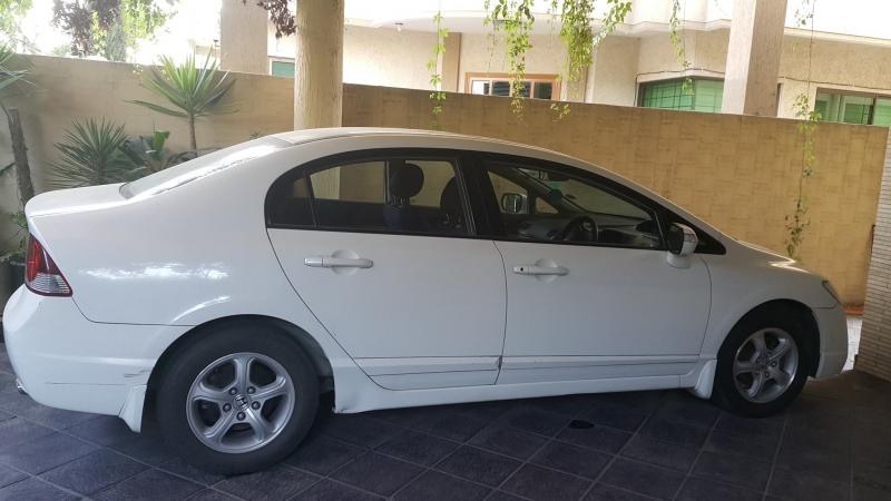 car honda civic vti 2009 islamabad rawalpindi 24785