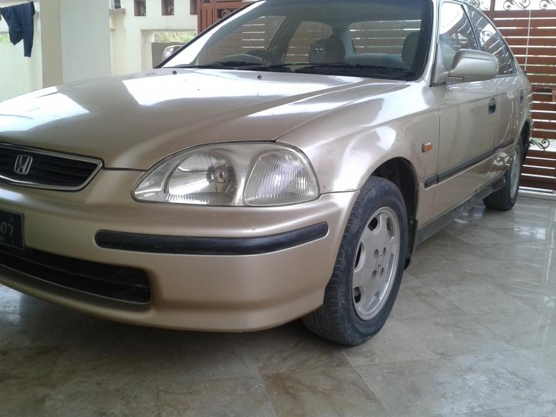 car honda civic_exi 1998 islamabad rawalpindi 23520
