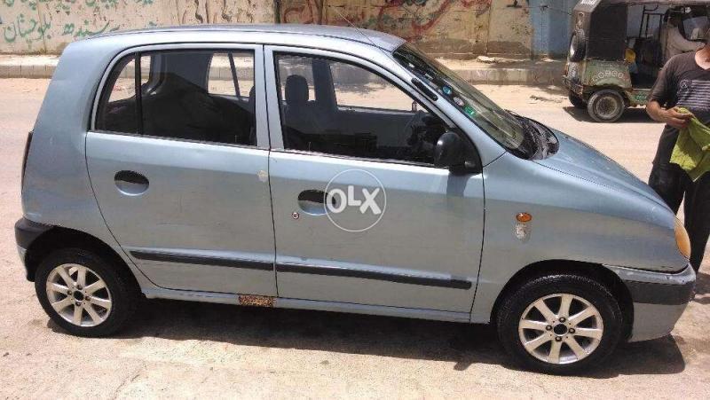car hyundai santro club 2006 karachi 27283