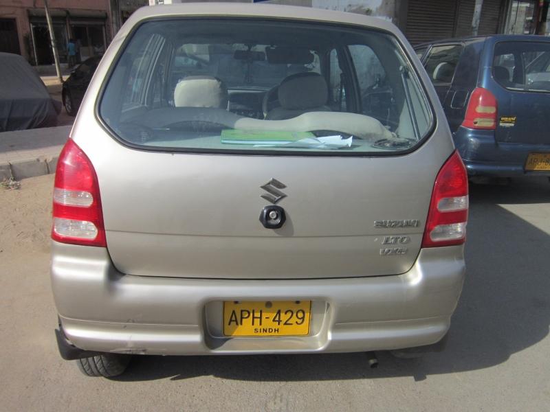 2007 suzuki alto for sale in karachi