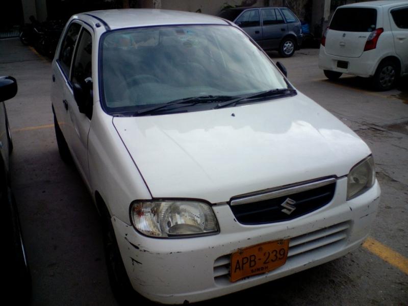 car suzuki alto 2007 karachi 26508