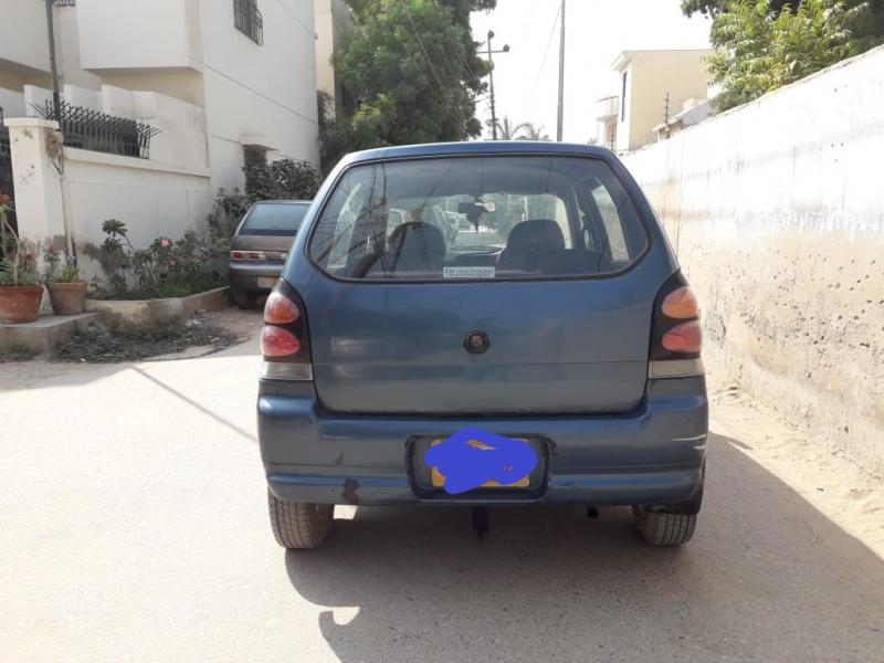 car suzuki alto 2007 karachi 27517