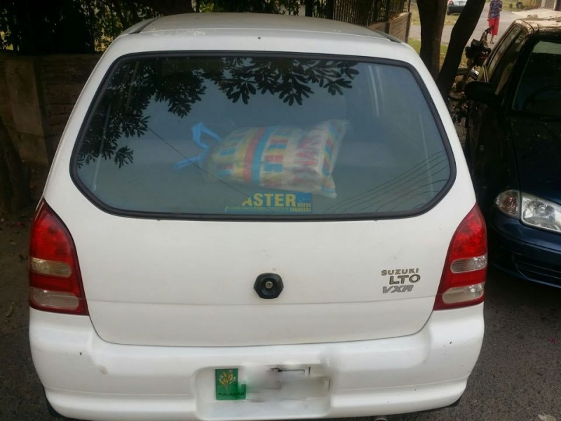 car suzuki alto 2008 lahore 25361