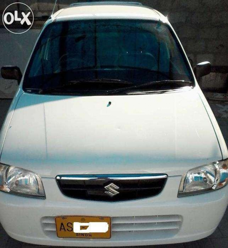 Olx Cars Rawalpindi Islamabad: 2009 Suzuki Alto For Sale In Karachi