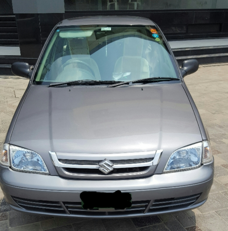 Olx Cars Rawalpindi Islamabad: 2014 Suzuki Cultus For Sale In Lahore
