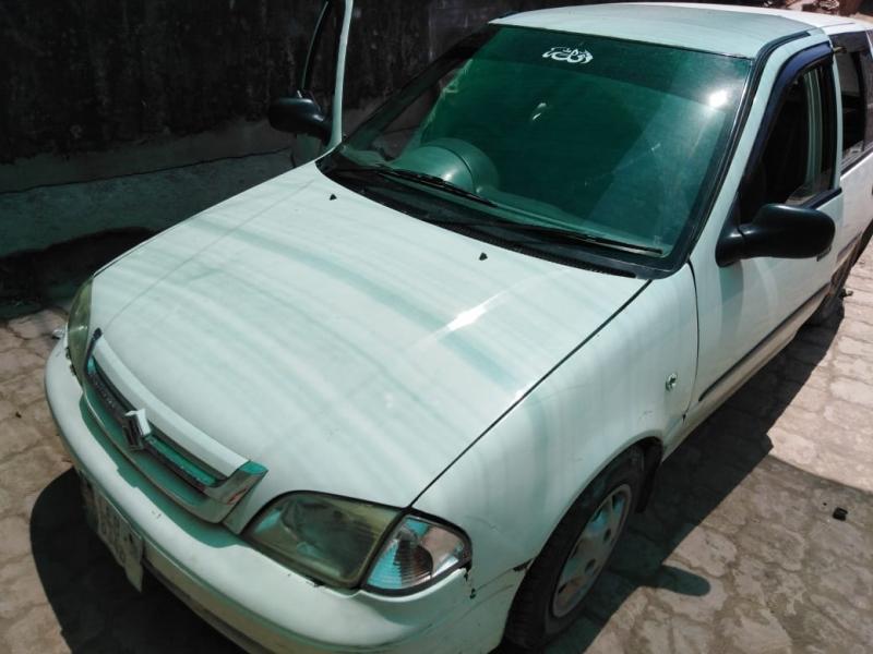 car suzuki cultus vxr 2008 islamabad rawalpindi 27959