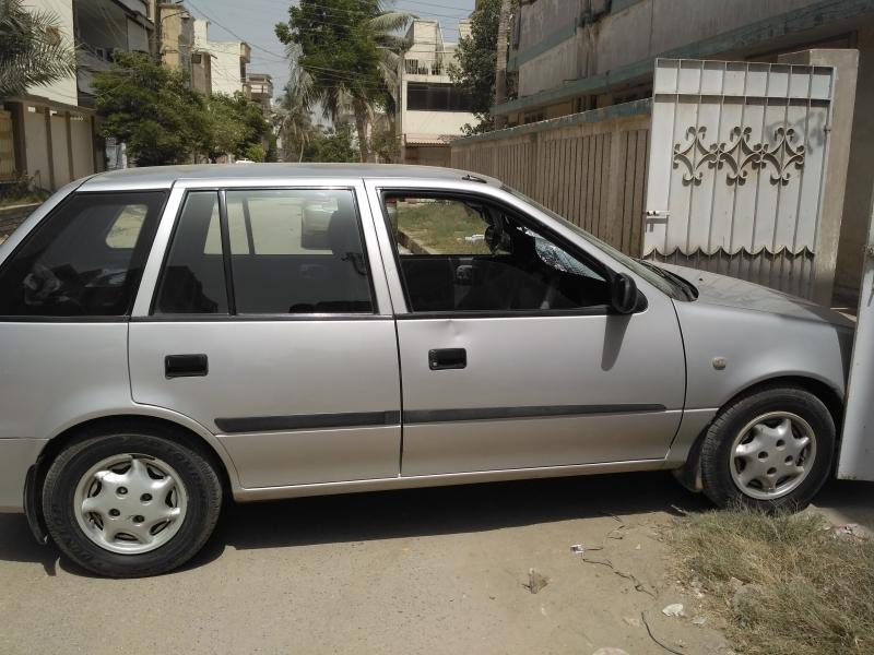 car suzuki cultus vxr 2010 karachi 27052