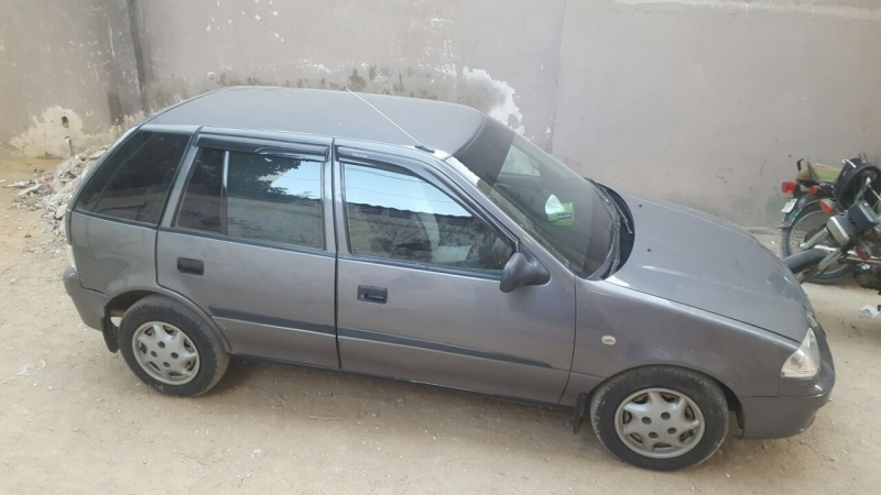 car suzuki cultus vxr 2010 karachi 27448