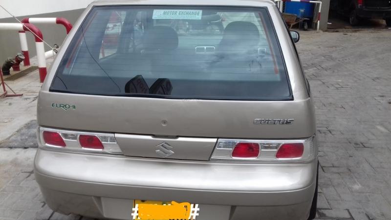 car suzuki cultus vxr 2015 karachi 27247