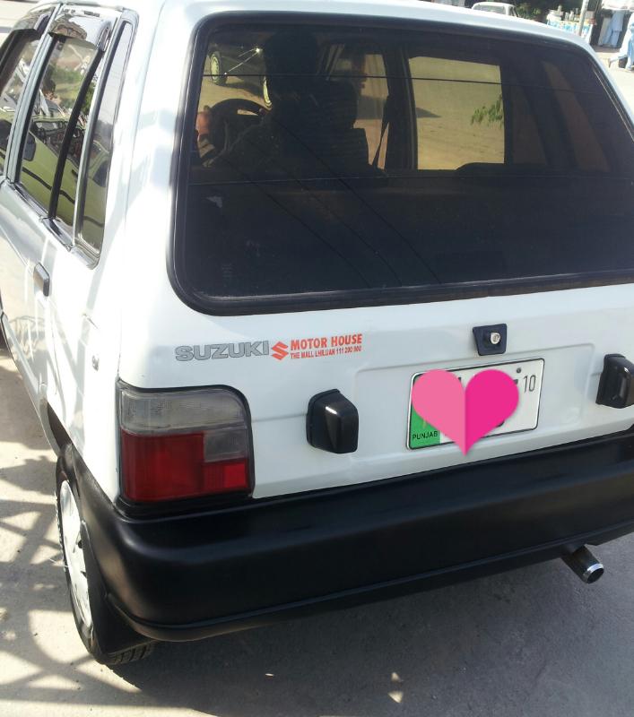 2010 Suzuki Mehran For Sale In Islamabad Rawalpindi