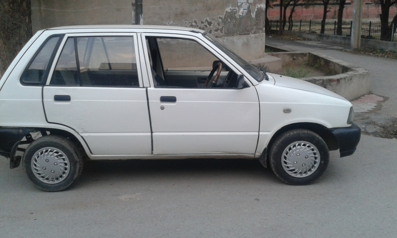 2004 Suzuki Mehran Vx For Sale In Islamabad Rawalpindi