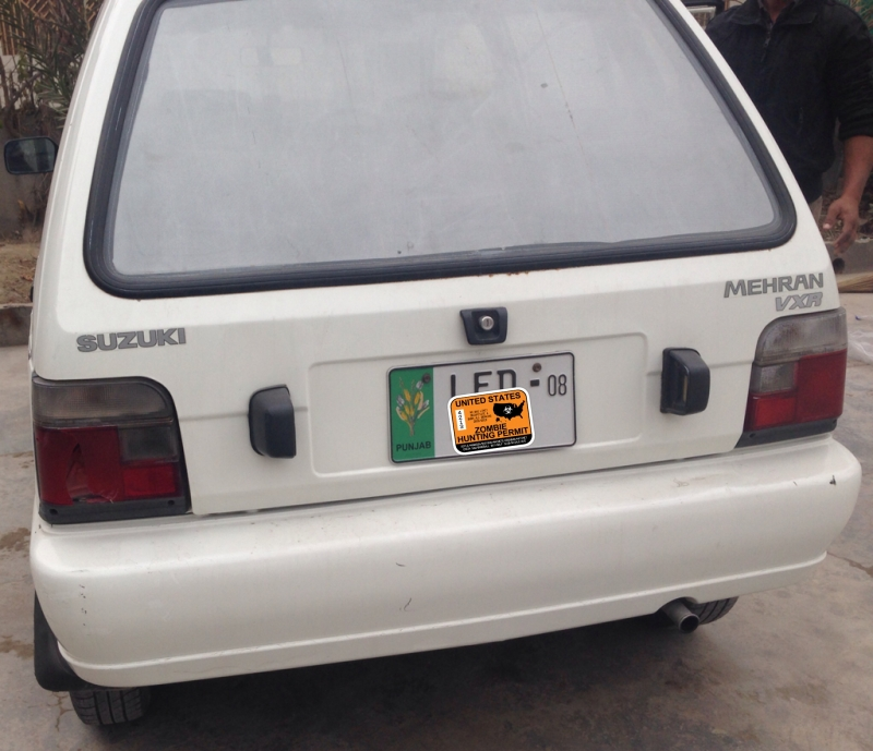 Olx Cars Rawalpindi Islamabad: 2008 Suzuki Mehran-vxr For Sale In Gujrat