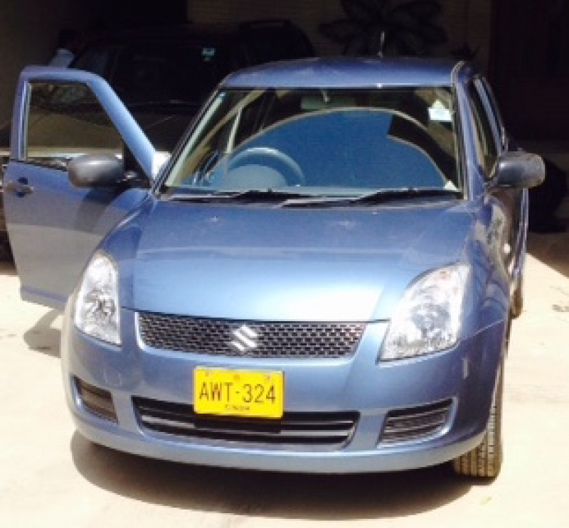 Olx Cars Rawalpindi Islamabad: 2012 Suzuki Swift For Sale In Karachi