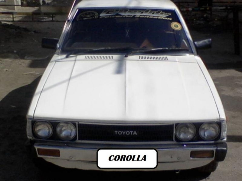 1980 toyota corolla for sale in islamabad rawalpindi. Black Bedroom Furniture Sets. Home Design Ideas