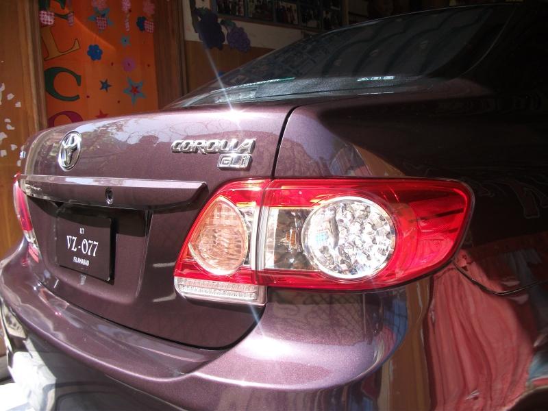 car toyota corolla gli 2013 islamabad rawalpindi 26245