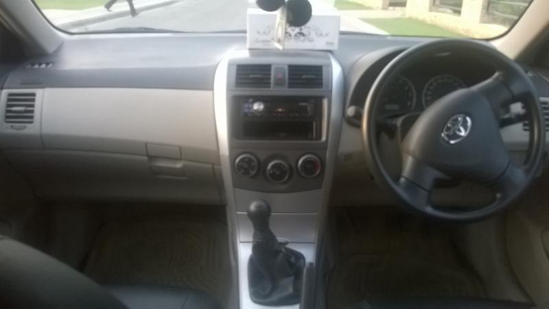 car toyota corolla gli 2013 lahore 25145