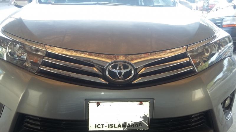 car toyota corolla gli 2015 islamabad rawalpindi 26125