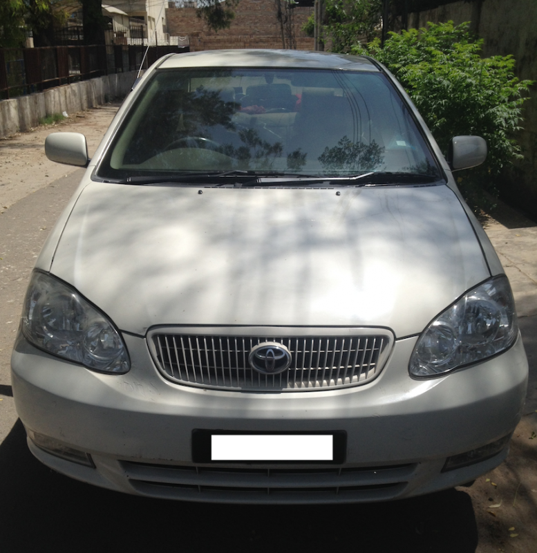 Olx Cars Rawalpindi Islamabad: 2004 Toyota Corolla-xli For Sale In Islamabad-rawalpindi