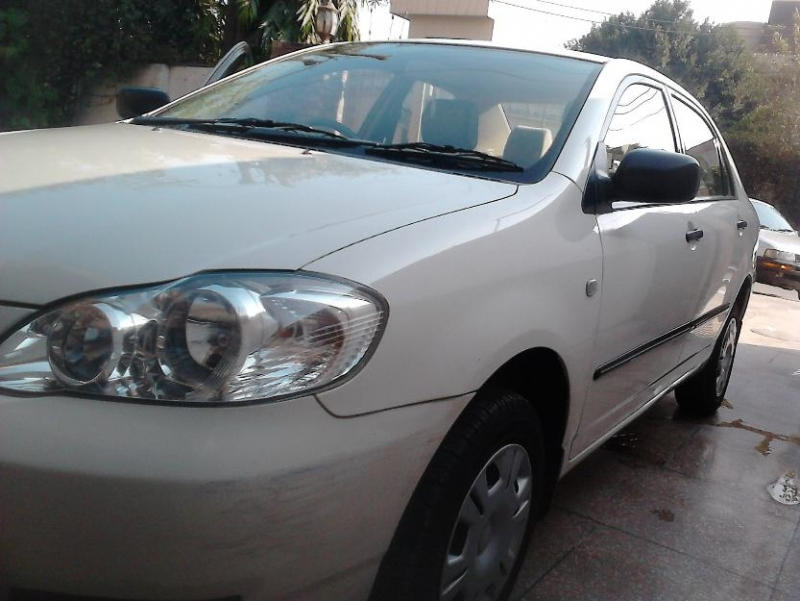 2006 toyota corolla xli for sale in lahore. Black Bedroom Furniture Sets. Home Design Ideas
