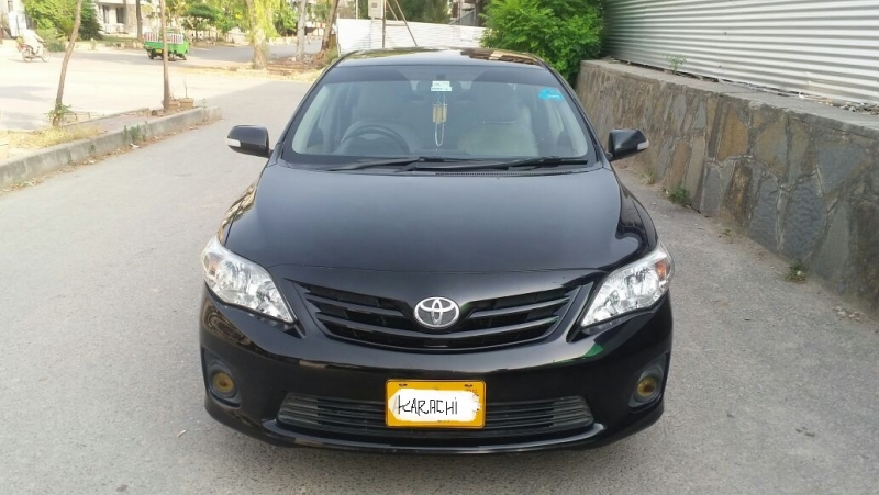 2012 toyota corolla xli for sale in islamabad rawalpindi. Black Bedroom Furniture Sets. Home Design Ideas