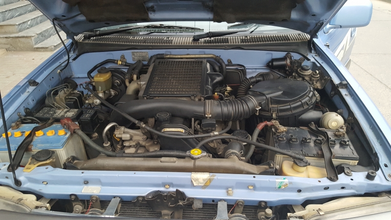 1997 toyota hilux for sale in lahore