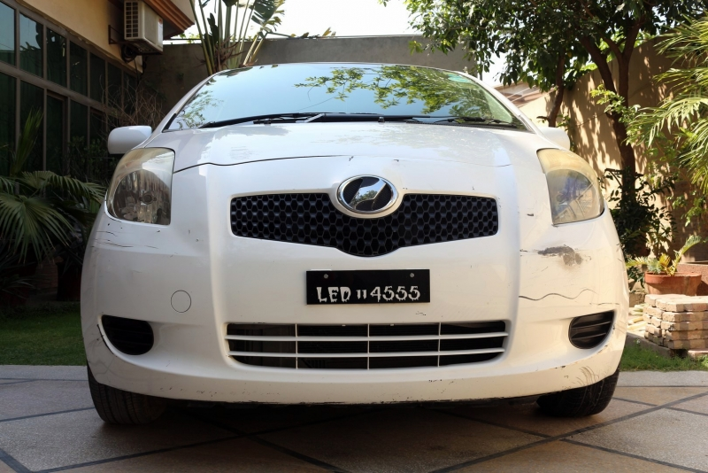 2005 Toyota Vitz For Sale In Lahore