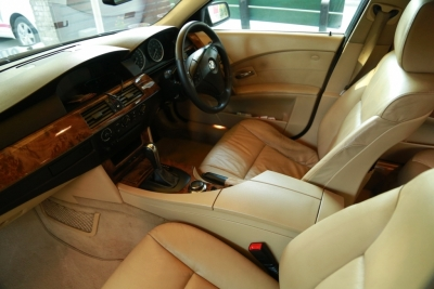 car bmw 5_series 2006 lahore 24257