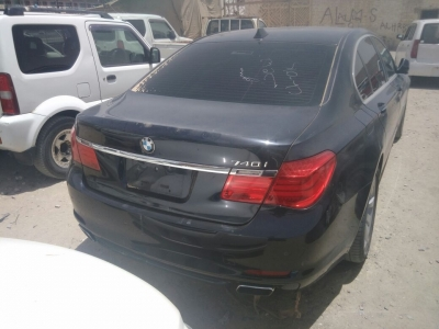 car bmw 7 series 2010 lahore 25910